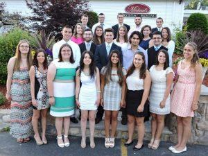 2015 American Lebanese Awareness Association Scholarship Recipients
