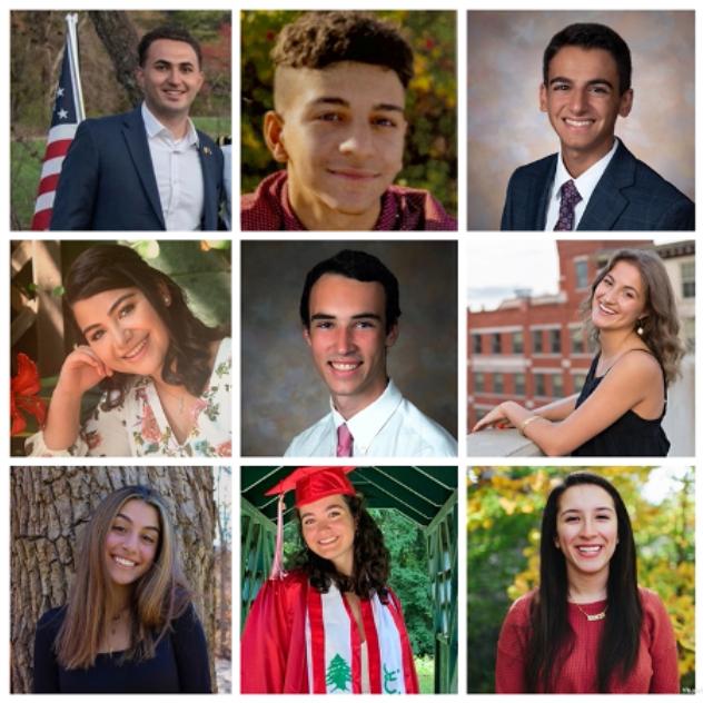 2021 ALAA Scholarship Recipients